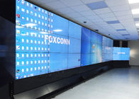 Customized Size LCD Video Wall Display For Shopping Mall 2 X HDMI Input
