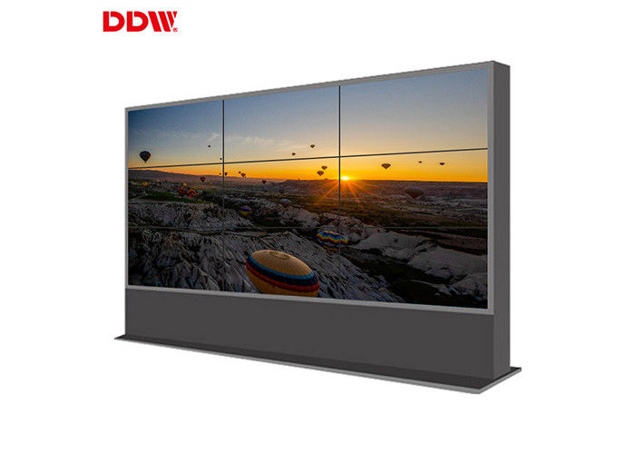 Narrow Bezel 46 LCD Video Wall Display For Real Estate Sale Center